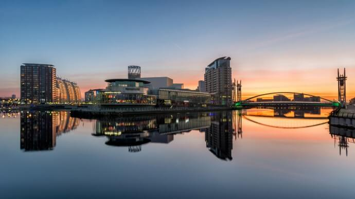 Read more about 'Cybersecurity opportunities in the tech hub of the North'...